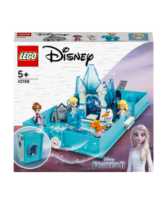 LEGO 43189 Disney Princess Elsa and the Nokk Storybook Adventures