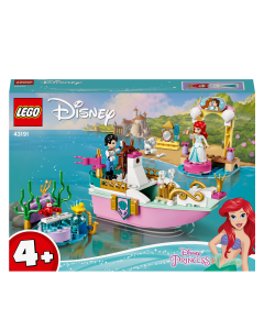 LEGO 43191 Disney Princess Ariel's Celebration Boat