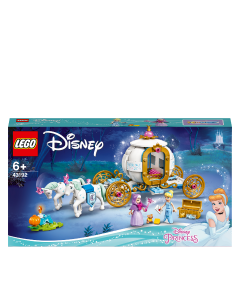 LEGO 43192 Disney Princess Cinderella's Royal Carriage
