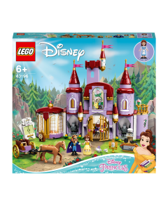 LEGO 43196 Disney Belle and the Beast's Castle