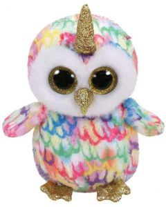 Ty 36253 Enchanted Owl - Beanie Boos