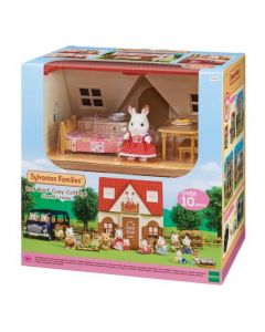 Sylvanian Families 5303 Red Roof Cosy Cottage Starter Home