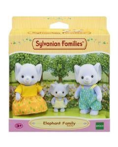 Sylvanian Families 5376 Elephant Family