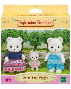 Sylvanian Families 5396 Polar Bear Family