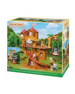 Sylvanian Families 5450 Adventure Tree House