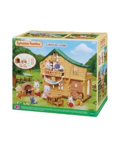 Sylvanian Families 5451 Lakeside Lodge
