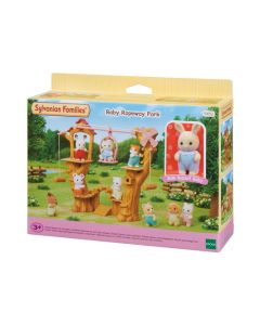 Sylvanian Families 5452 Baby Ropeway Park