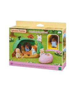Sylvanian Families 5453 Baby Hedgehog Hideout