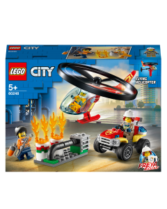 LEGO 60248 City Fire Helicopter