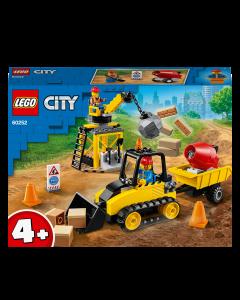LEGO 60252 City Great Vehicles Construction Bulldozer