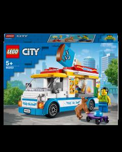 LEGO 60253 City Great Vehicles Ice-Cream Truck