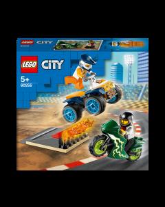 LEGO 60255 City Nitro Wheels Stunt Team