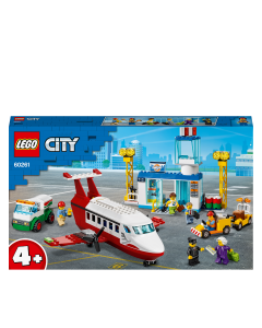 LEGO 60261 City 4+ Central Airport