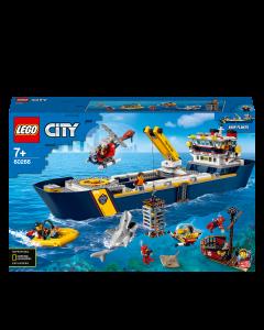 LEGO 60266 City Ocean Exploration Ship