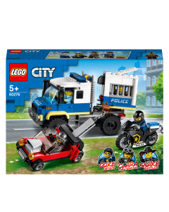 LEGO 60276 City Police Prisoner Transport