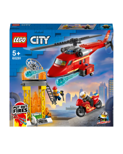 LEGO 60281City Fire Rescue Helicopter