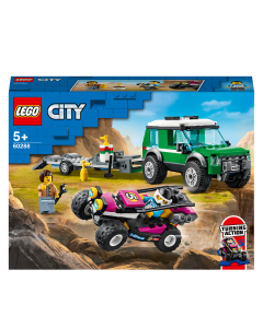 LEGO 60288 City Race Buggy Transporter
