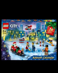 LEGO 60303 City Advent Calendar 2021 Mini Builds Set