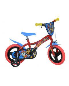 """Dino Bikes 612L-PW Paw Patrol 12"""" Bicycle"""