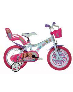 "Dino Bikes 616G-BA Barbie 16"" Bicycle"