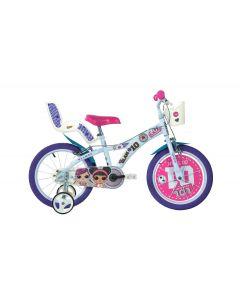 """Dino Bikes 616-LOL L.O.L Surprise! 16"""" Bicycle"""