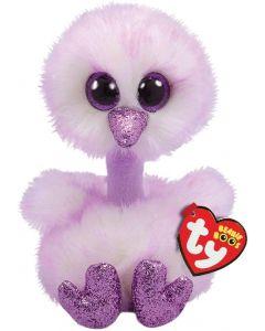 TY 36329 Kenya Lavendar Ostrich Boo