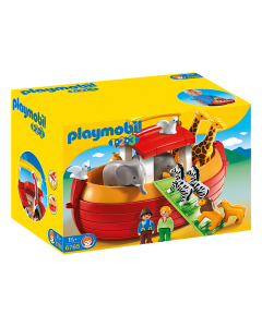 Playmobil 6765 1.2.3. My Take Along Noah´s Ark