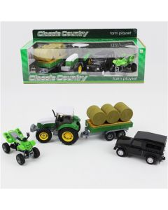 Peterkin 5530 Country Farm Playset