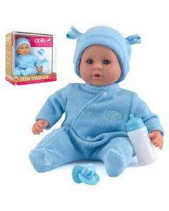 Dolls World 8103 Little Treasure Blue