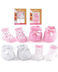 Dolls World 8710 Shoes & Socks