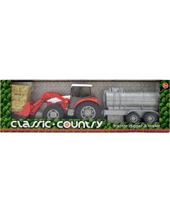 Peterkin 55081 Country Tractor Tanker Trailer