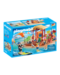 Playmobil 70090 Family Fun Water Sports Lesson