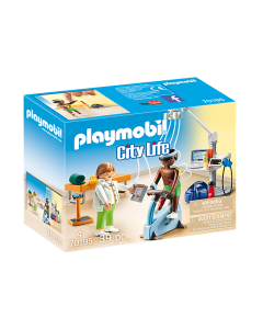 Playmobil 70195 City Life Physical Therapist