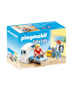 Playmobil 70196 City Life Radiologist