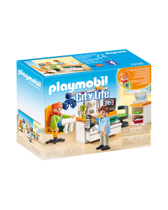 Playmobil 70197  City Life Optician