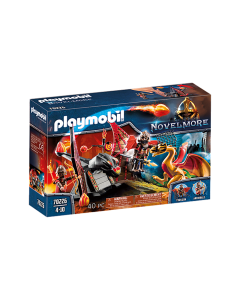 Playmobil 70226 Knights Novelmore Burnham Raiders Dragon Training