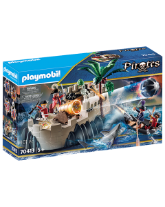Playmobil 70413 Pirates Redcoat Bastion