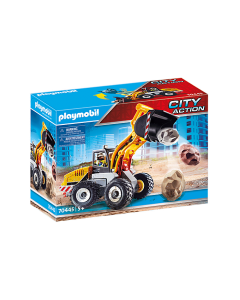 Playmobil 70445 Construction Wheel Loader