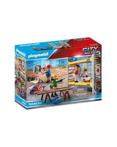 Playmobil 70446 Construction Scaffolding with Workers