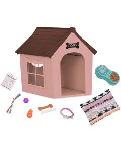 Our Generation 70.37503 Puppy House