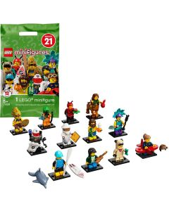Lego 71029 Complete Sets of Minifigures