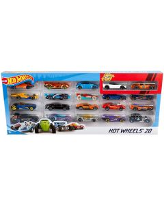 Mattel H7045 Hot Wheels 900, 20 Diecast Pack and Mini Toy Cars  This set is trunkloads of fun with 20 Hot Wheels cars included.