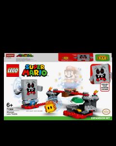 LEGO 71364 Super Mario Whomp's Lava Trouble Expansion Set