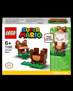 LEGO 71385 Super Mario Tanooki Mario Power-Up Pack
