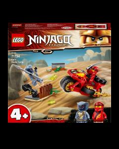 LEGO 71734 NINJAGO Legacy Kai's Blade Cycle Motorbike