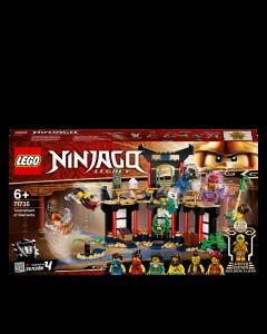 LEGO 71735 Ninjago Tournament of Elements