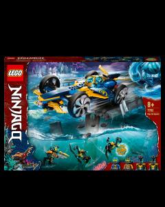 LEGO 71752 NINJAGO Ninja Sub Speeder Building Set