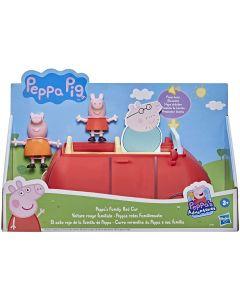 Hasbro F2184 Peppa Pig Peppa's Adventures Peppa's Family Red Car