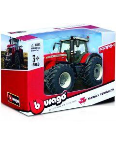 Bburago B18-31613 10CM Massey FERGUSSON 8740S Tractor