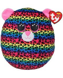 """TY 39286 Squish-A-Boo 10"""" Dotty Leopard"""